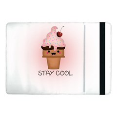 Stay Cool Samsung Galaxy Tab Pro 10 1  Flip Case by ZephyyrDesigns