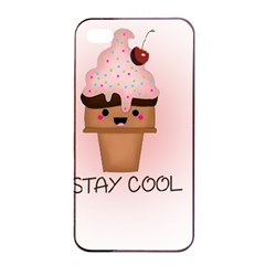 Stay Cool Apple Iphone 4/4s Seamless Case (black)