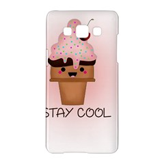 Stay Cool Samsung Galaxy A5 Hardshell Case  by ZephyyrDesigns