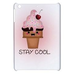 Stay Cool Apple Ipad Mini Hardshell Case by ZephyyrDesigns