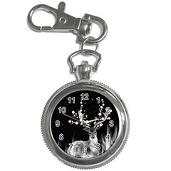 Deer Key Chain Watches by ZephyyrDesigns