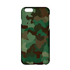 Camouflage Pattern Apple Iphone 6/6s Hardshell Case by goodart