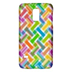Cool Abstract Pattern Colorful Galaxy S5 Mini by goodart