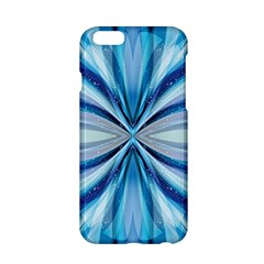 Abstract Blue Apple Iphone 6/6s Hardshell Case