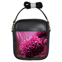 Majestic Flowers Girls Sling Bags