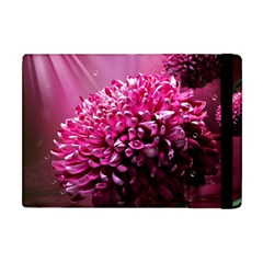 Majestic Flowers Apple Ipad Mini Flip Case by LoolyElzayat