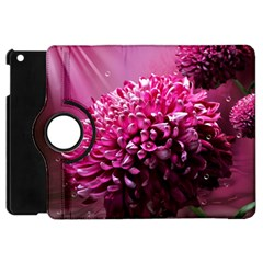 Majestic Flowers Apple Ipad Mini Flip 360 Case by LoolyElzayat