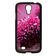 Majestic Flowers Samsung Galaxy S4 I9500/ I9505 Case (black)