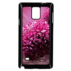 Majestic Flowers Samsung Galaxy Note 4 Case (black)