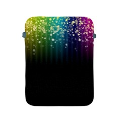 Colorful Space Rainbow Stars Apple Ipad 2/3/4 Protective Soft Cases