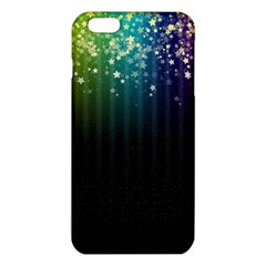 Colorful Space Rainbow Stars Iphone 6 Plus/6s Plus Tpu Case