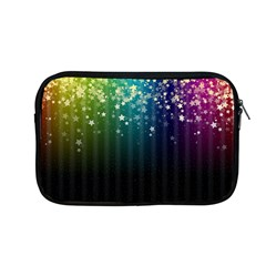 Colorful Space Rainbow Stars Apple Macbook Pro 13  Zipper Case