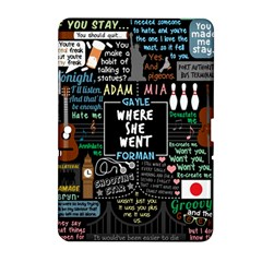 Book Quote Collage Samsung Galaxy Tab 2 (10 1 ) P5100 Hardshell Case  by Samandel