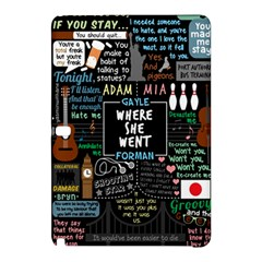Book Quote Collage Samsung Galaxy Tab Pro 12 2 Hardshell Case by Samandel