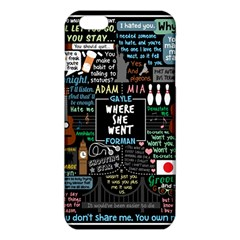 Book Quote Collage Iphone 6 Plus/6s Plus Tpu Case by Samandel