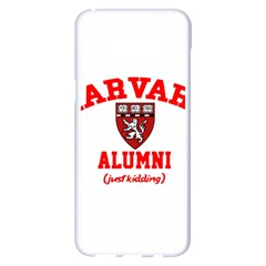 Harvard Alumni Just Kidding Samsung Galaxy S8 Plus White Seamless Case