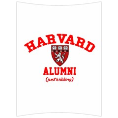 Harvard Alumni Just Kidding Back Support Cushion