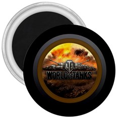 World Of Tanks Wot 3  Magnets