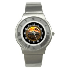 World Of Tanks Wot Stainless Steel Watch