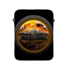 World Of Tanks Wot Apple Ipad 2/3/4 Protective Soft Cases
