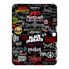 Metal Bands College Samsung Galaxy Tab 4 (10 1 ) Hardshell Case  by Samandel