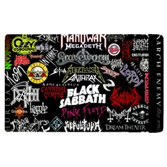 Metal Bands College Apple Ipad Pro 9 7   Flip Case