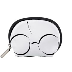 Harry Potter Inspired Lightning Glasses Symbol Accessory Pouches (small)