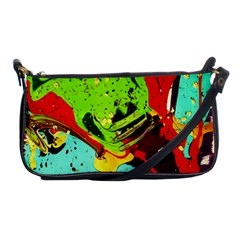 Untitled Island 6 Shoulder Clutch Bags by bestdesignintheworld