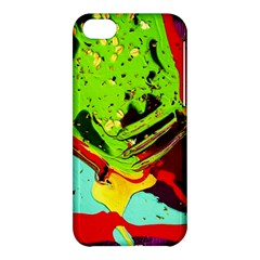 Untitled Island 6 Apple Iphone 5c Hardshell Case by bestdesignintheworld