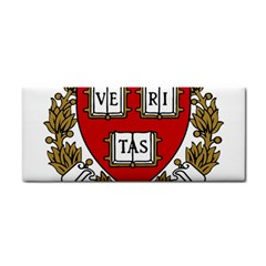 Harvard University Logo Hand Towel by Samandel