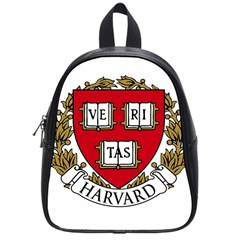 Harvard University Logo School Bag (small) by Samandel