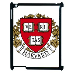 Harvard University Logo Apple Ipad 2 Case (black)