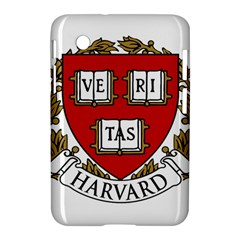 Harvard University Logo Samsung Galaxy Tab 2 (7 ) P3100 Hardshell Case