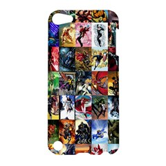 Comic Book Images Apple Ipod Touch 5 Hardshell Case