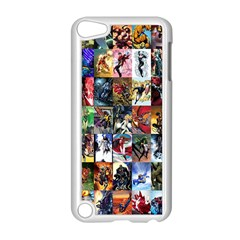 Comic Book Images Apple Ipod Touch 5 Case (white) by Samandel