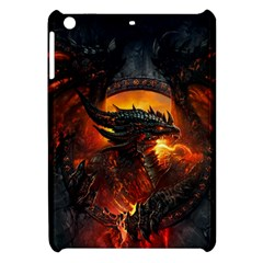 Dragon Legend Art Fire Digital Fantasy Apple Ipad Mini Hardshell Case