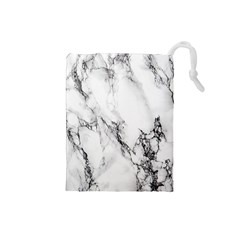 Marble Pattern Drawstring Pouches (small)
