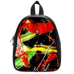 Enigma 1 School Bag (small) by bestdesignintheworld