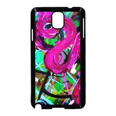 Flamingo   Child Of Dawn 2 Samsung Galaxy Note 3 Neo Hardshell Case (black)