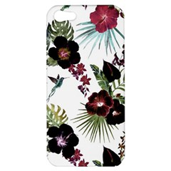 Tropical Pattern Apple Iphone 5 Hardshell Case