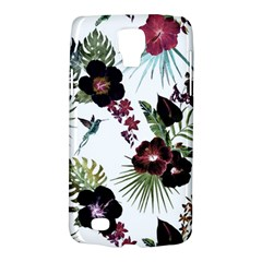 Tropical Pattern Galaxy S4 Active by Valentinaart