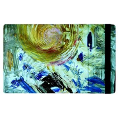 June Gloom 6 Apple Ipad 3/4 Flip Case by bestdesignintheworld