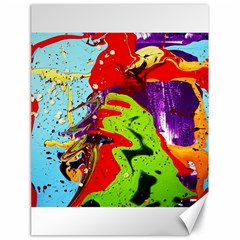 Untitled Island 5 Canvas 18  X 24   by bestdesignintheworld