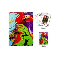 Untitled Island 5 Playing Cards (mini)  by bestdesignintheworld