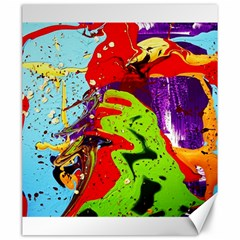 Untitled Island 5 Canvas 20  X 24   by bestdesignintheworld