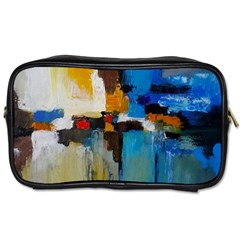 Abstract Toiletries Bags by consciouslyliving
