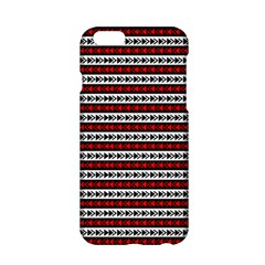 Arrow Pattern Apple Iphone 6/6s Hardshell Case by nomadsoul