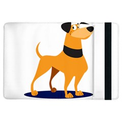 Stub Illustration Cute Animal Dog Ipad Air Flip