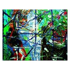 Depression 1 Rectangular Jigsaw Puzzl by bestdesignintheworld