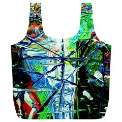 Depression 1 Full Print Recycle Bags (l)  by bestdesignintheworld